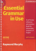 Essential Grammar in Use - A self-study reference and practice book for elementary students of English - With Answers - Raymond Murphy